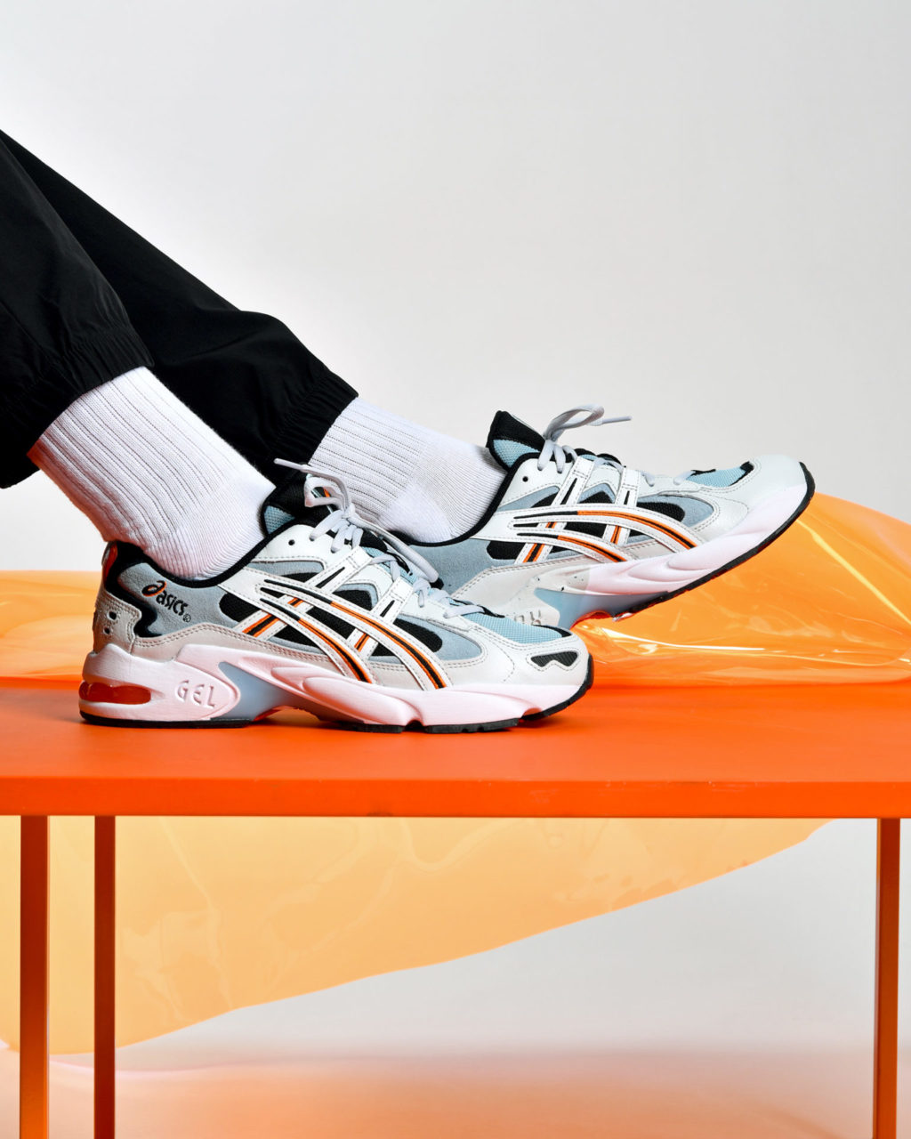 Asics Gel Kayano 5 Polar Shade