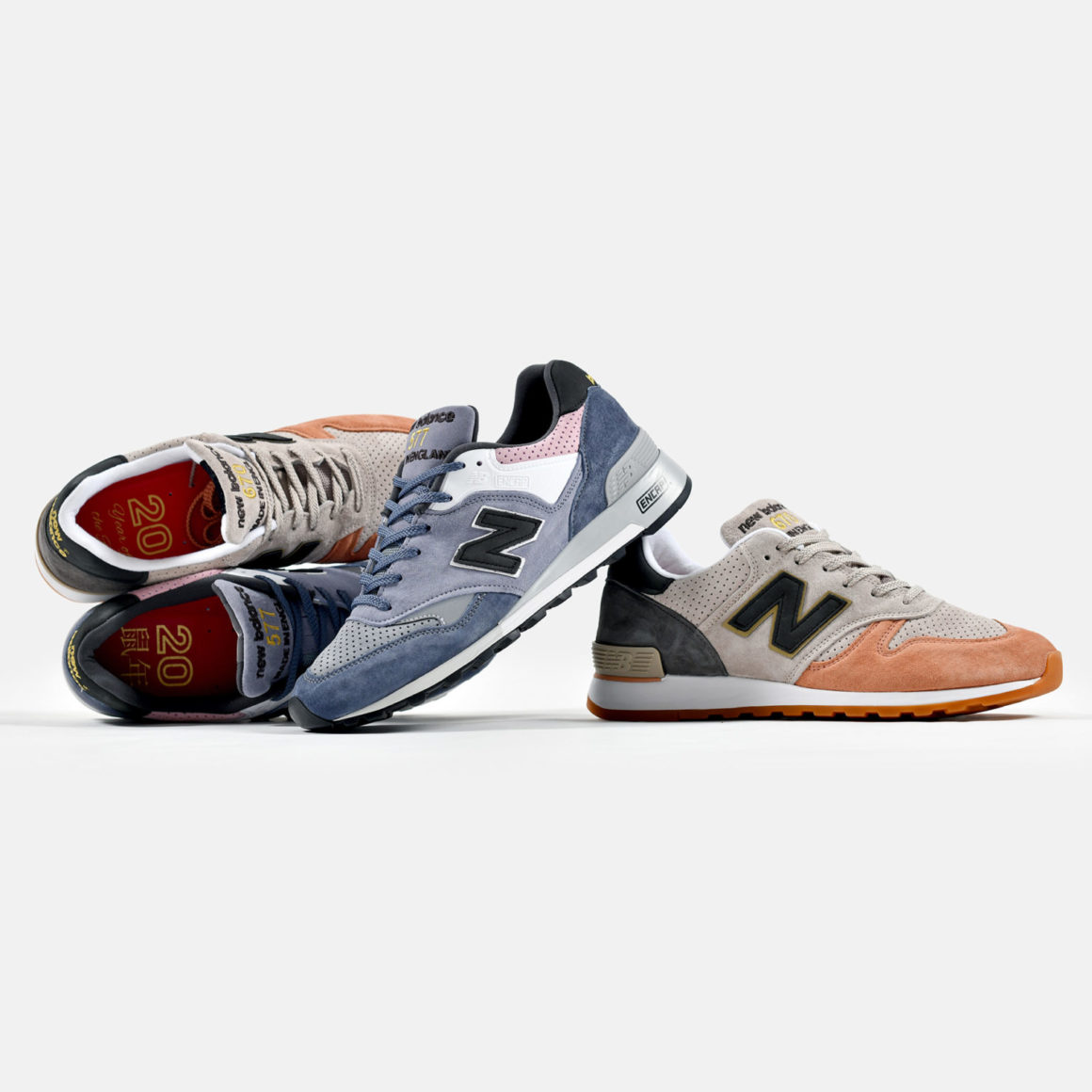 New Balance Year of the Rat pack