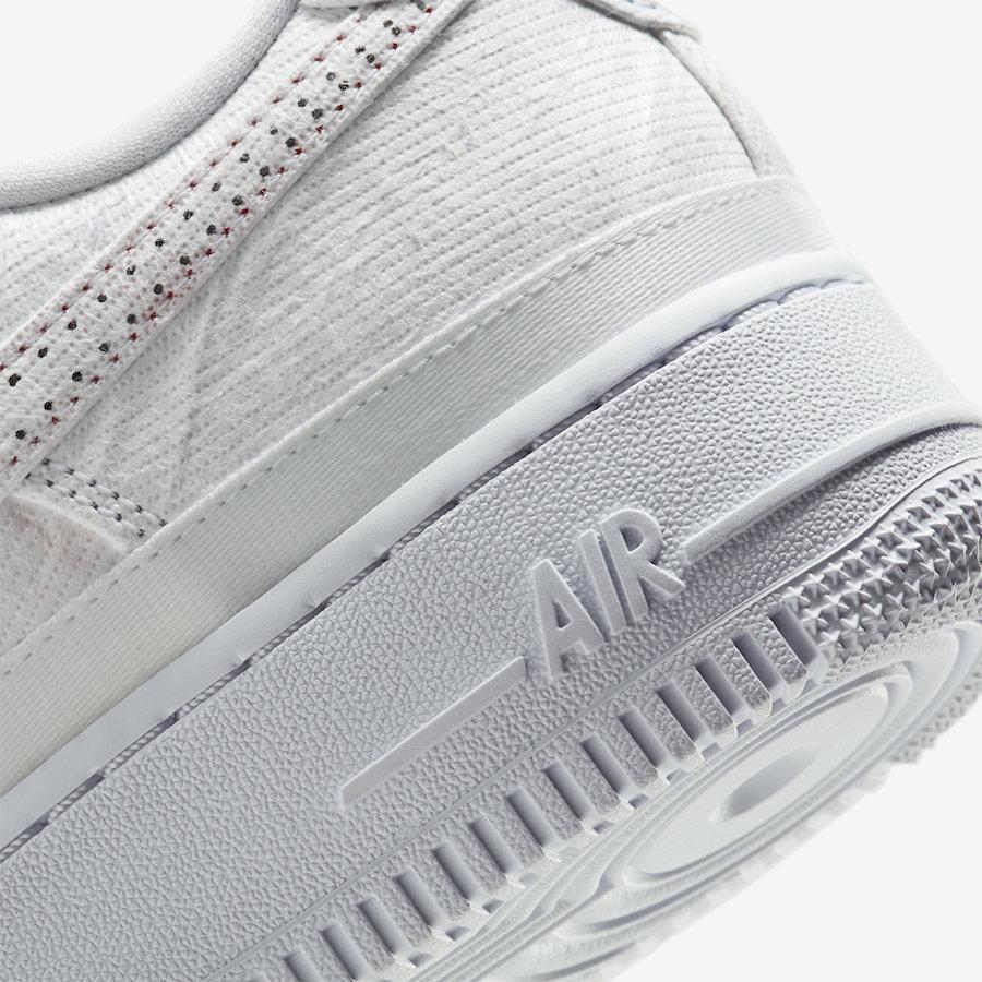 Nike Air Force 1 Multicolor Tear Away