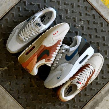 Nike Air Max 1 City LDN & AMS