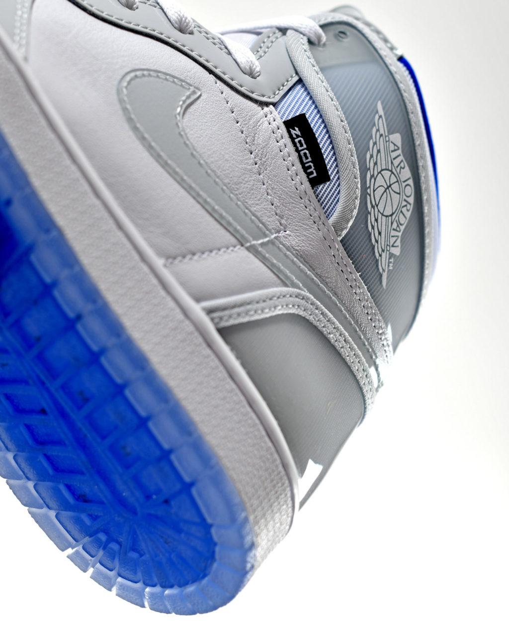 Air Jordan 1 Zoom High Racer Blue