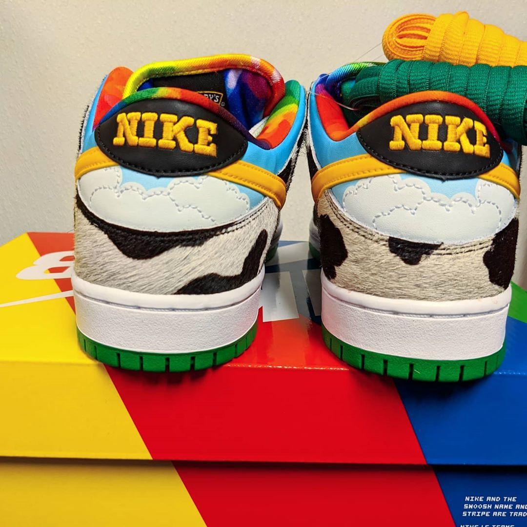 Ben & Jerry's x Nike SB Dunk Low Chunky Dunky