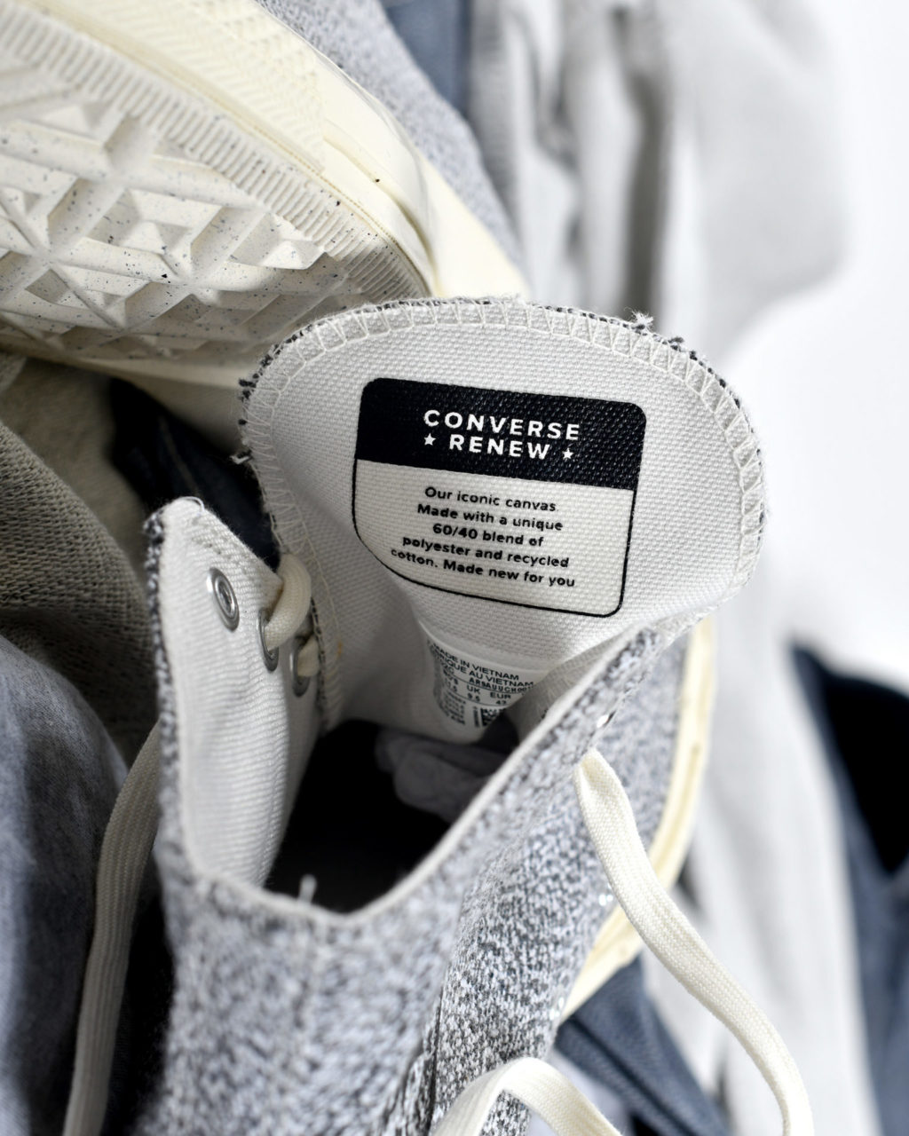 Converse Chuck 70 Renew Cotton Pack