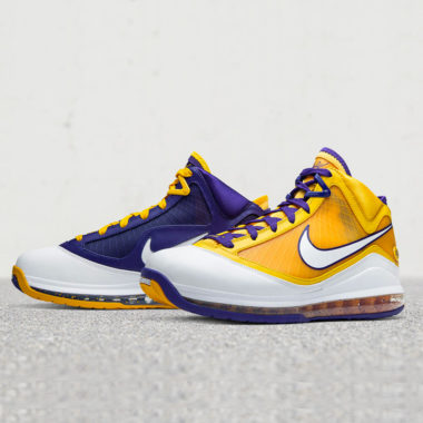 Nike LeBron 7 Lakers