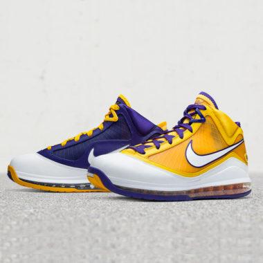 Nike LeBron 7 Lakers