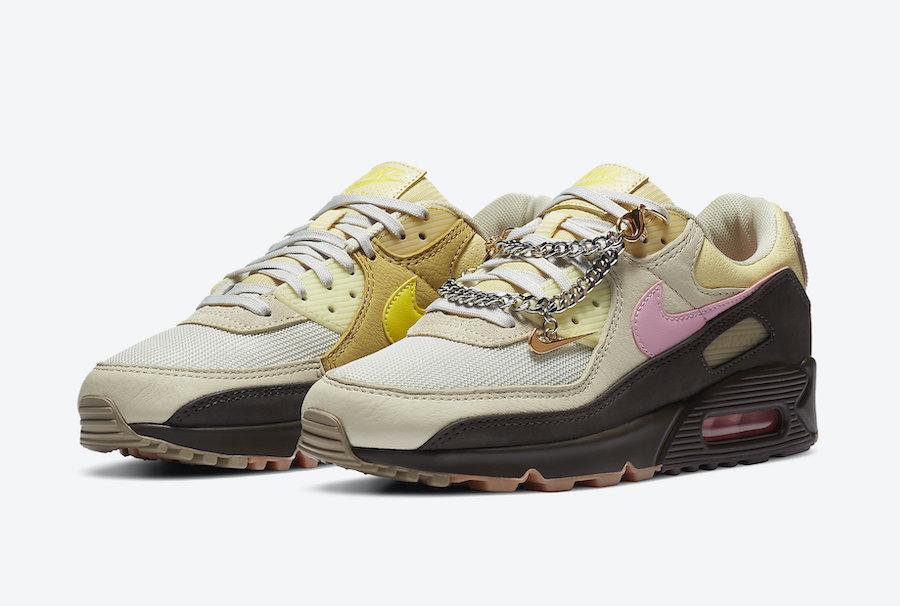 Pack Nike W Air Max 90 et 95 JewelCuban Link