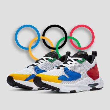Jordan Air Cadence Olympics