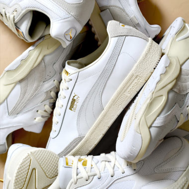Puma Luxe Pack White