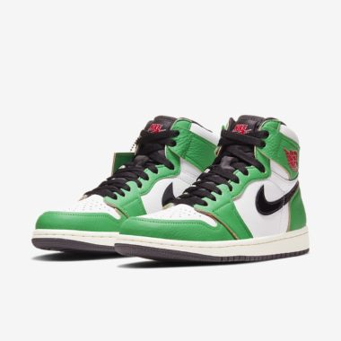 Air Jordan 1 W Lucky Green