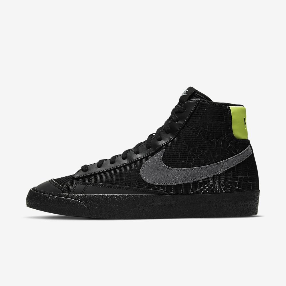 Nike Blazer Mid 77 Spider Web - Sneakers.fr