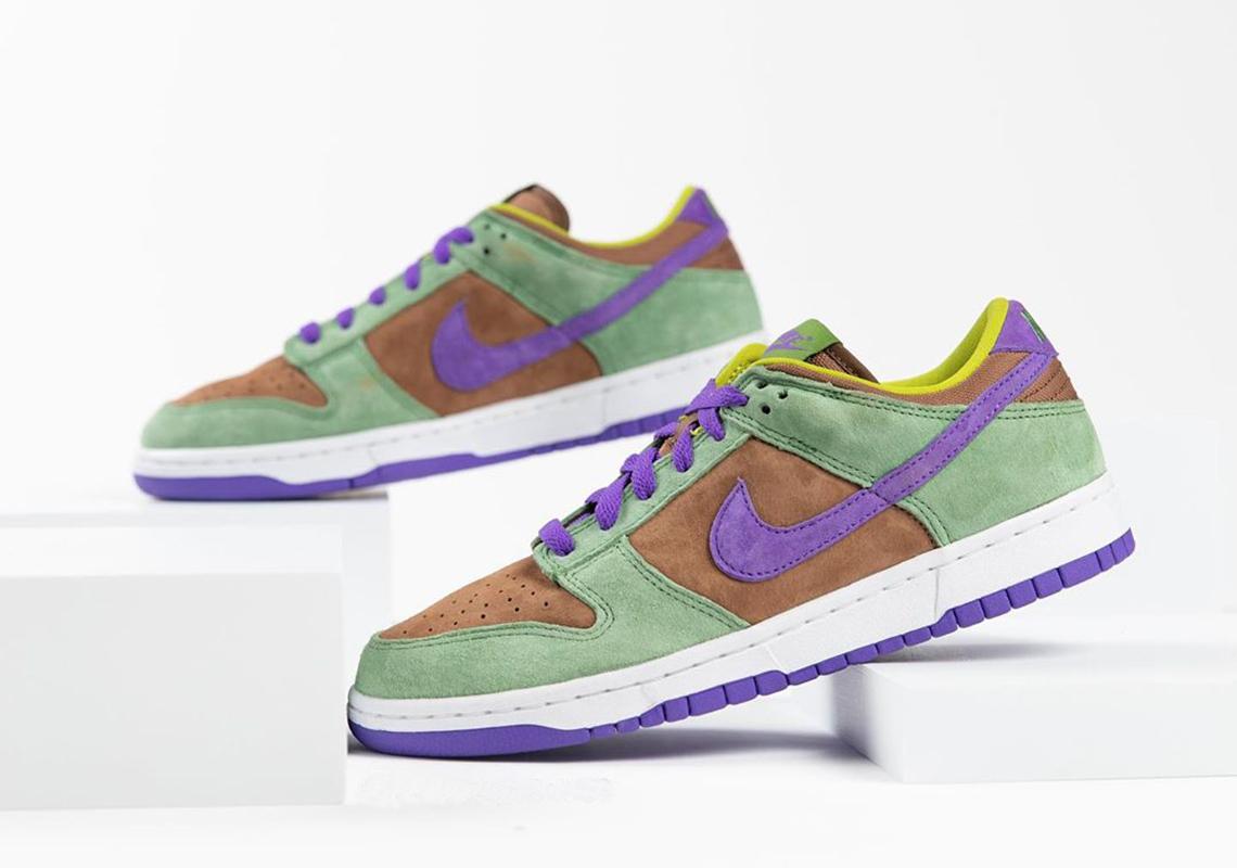 Nike Dunk Low Veneer