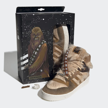 Star Wars x adidas Rivalry High Chewbacca