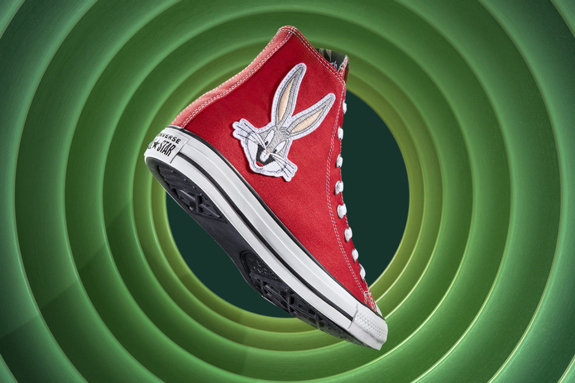 Converse x Bugs Bunny 80th anniversary