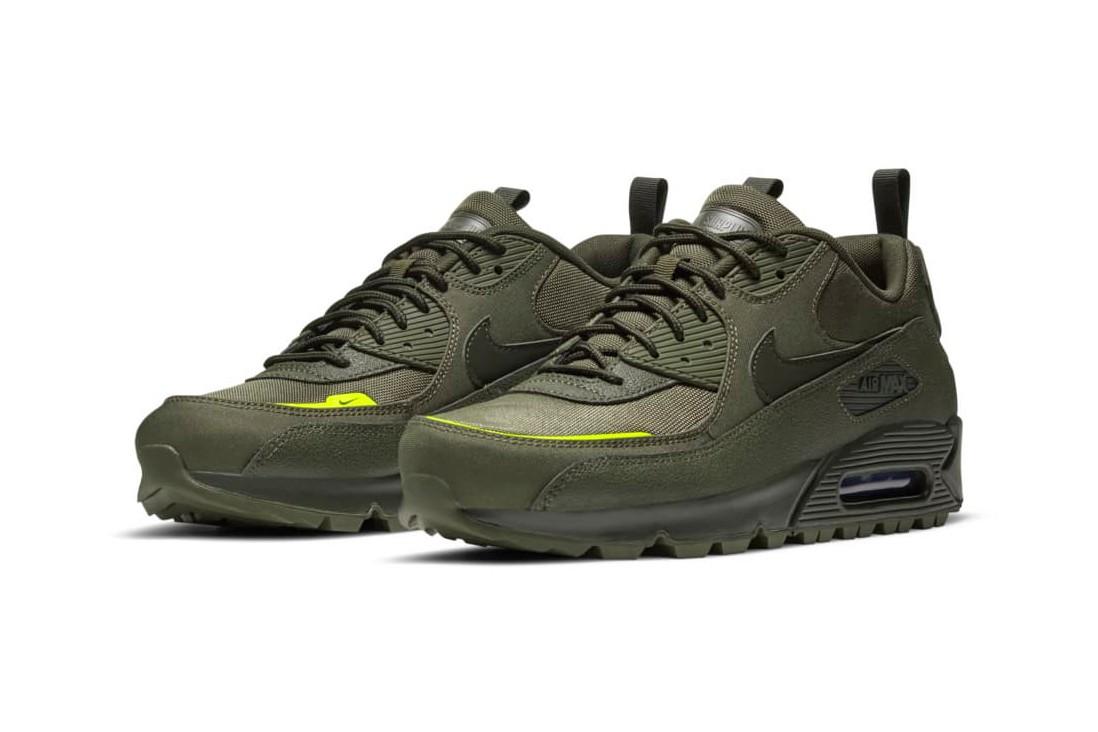 Nike Air Max 90 Surplus Pack - Sneakers.fr
