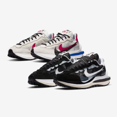 sacai x Nike Vaporwaffle