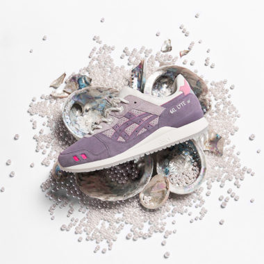 END x Asics Gel Lyte 3 Pearl