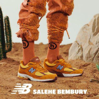 New Balance 2002R x Salehe Bembury