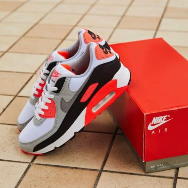 Nike Air Max III Infrared