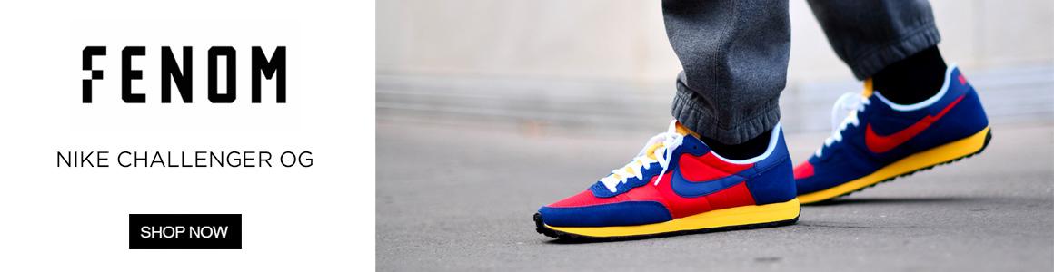 Pub Nike Challenger OG FENOM