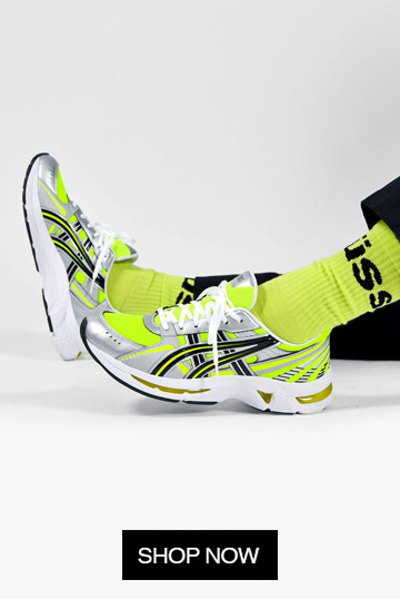Sneakers Asics disponibles sur FENOM