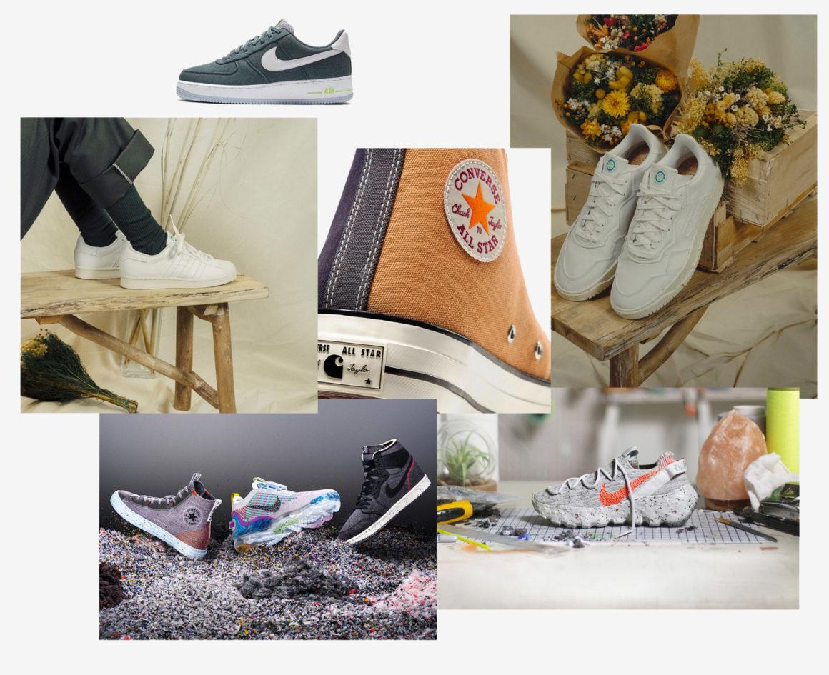 Temalapaire x SNEAKERS: les sneakers éco-responsables