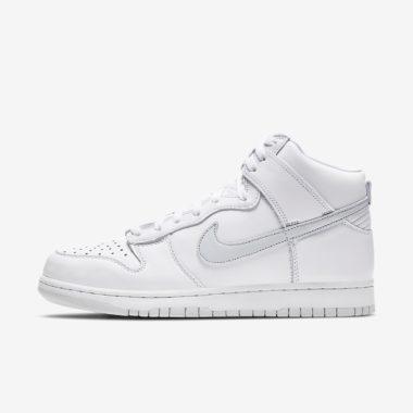 Nike Dunk High Pure Platinum