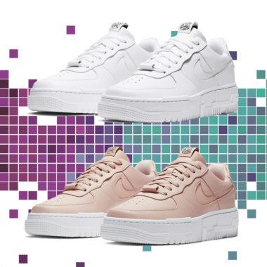 Nike W Air Force 1 Pixel