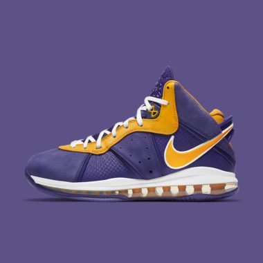 Nike LeBron VIII Lakers