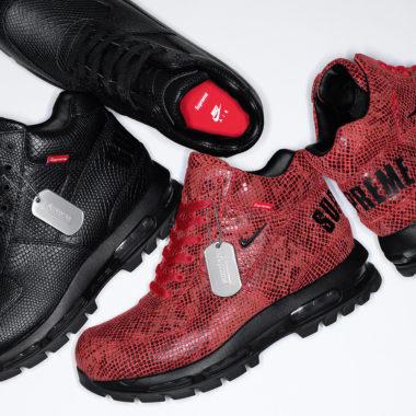 Supreme x Nike Goadome