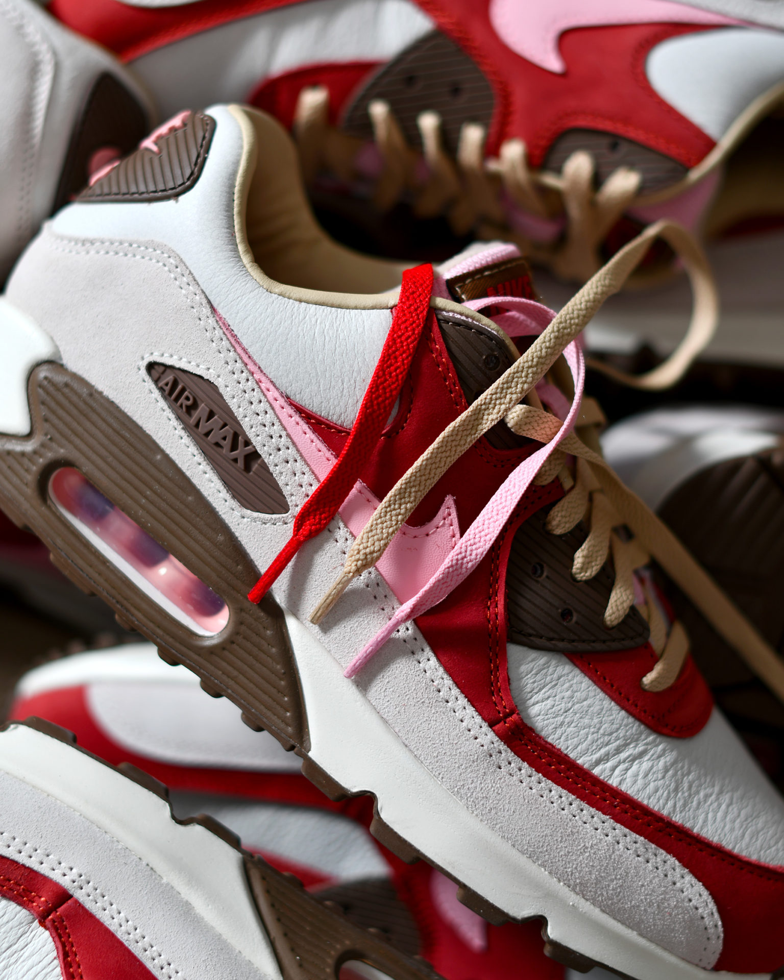 Nike Air Max 90 Bacon 2021 - Sneakers.fr