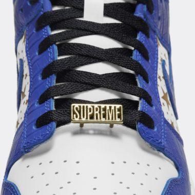 Supreme x Nike SB Dunk Low Blue