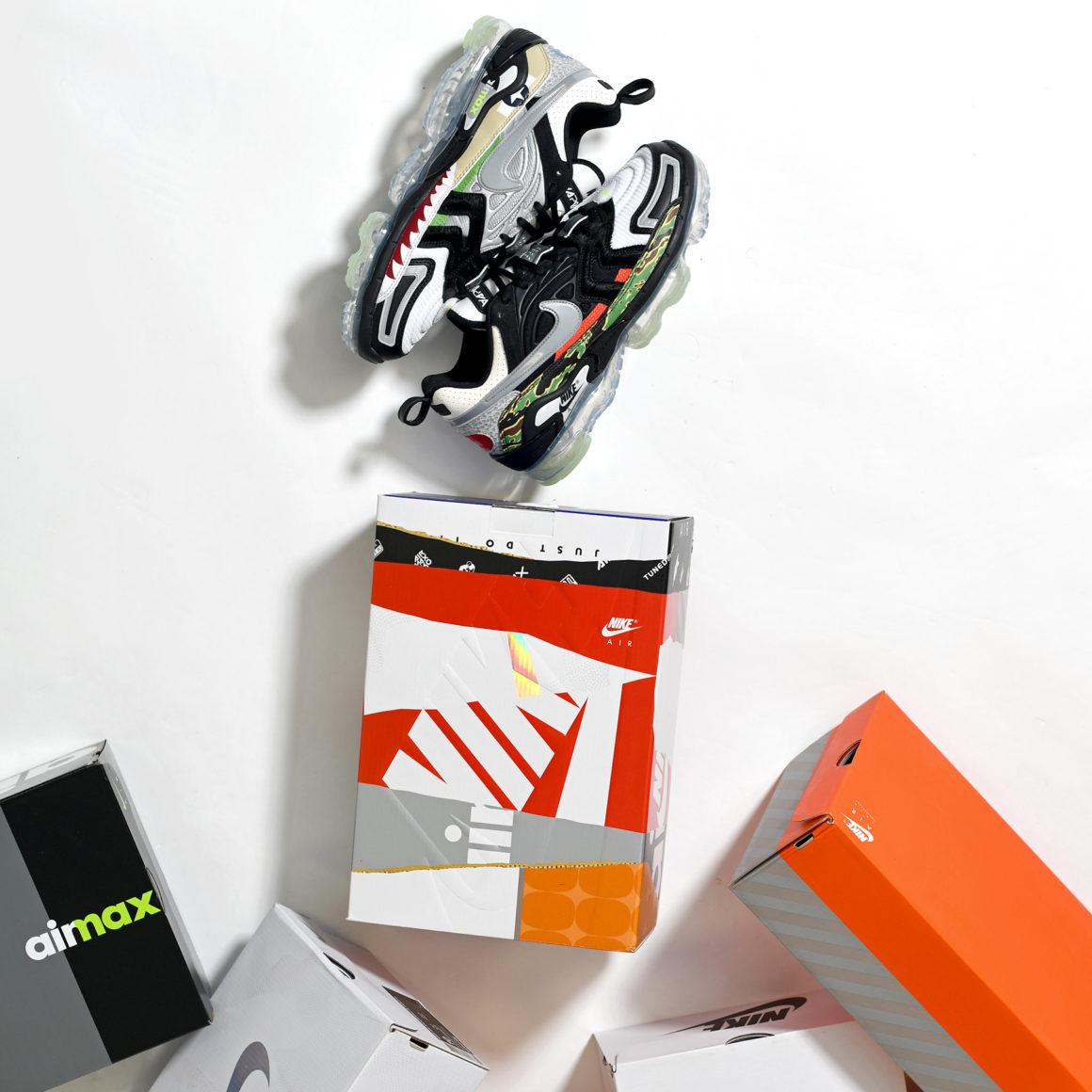 Nike Air Vapormax EVO What The?