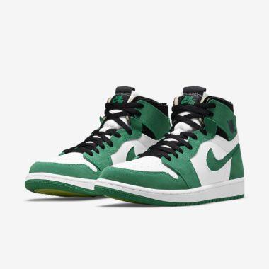 Air Jordan 1 High Comfort Stadium Green