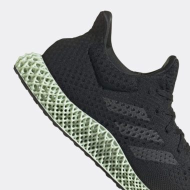 adidas Futurecraft 4D Core Black