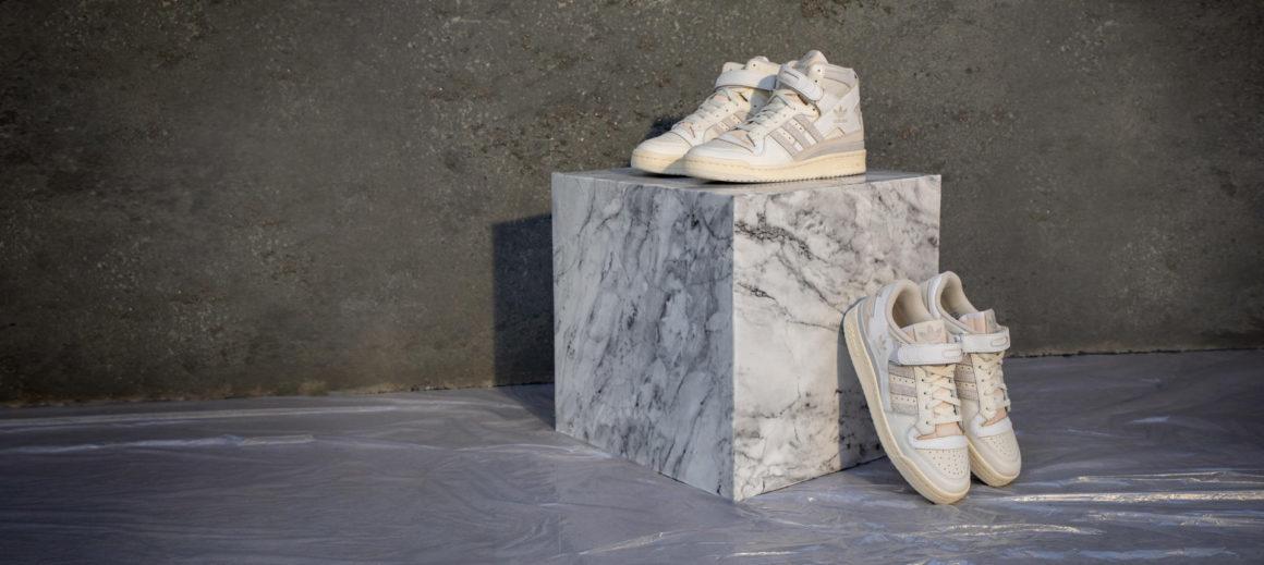 """adidas Forum 84 """"Grey One"""" High & Low"""
