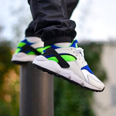 Nike Air Huarache OG Scream Green