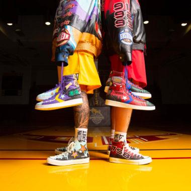 Chinatown Market x Converse x NBA