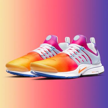Nike Air Presto Sunrise