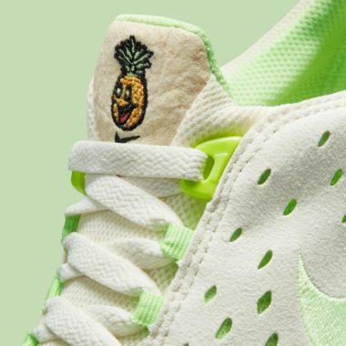 Nike Free Run Trail Happy Pineapple