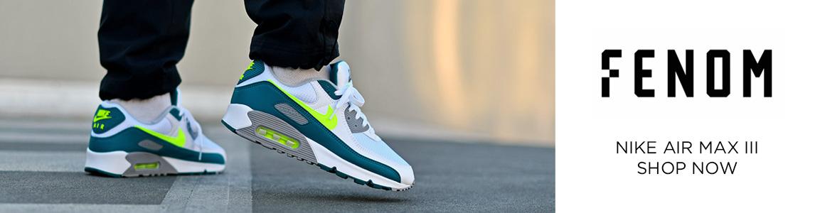 Nike Air Max III Spruce Lime FENOM