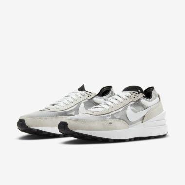 Nike Waffle One Summit White