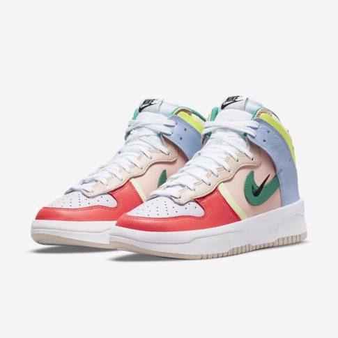 Nike Dunk High Rebel Cashemere