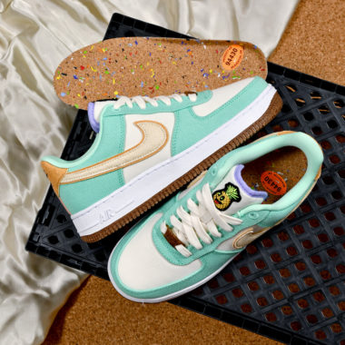 Nike W Air Force 1 Pineapple
