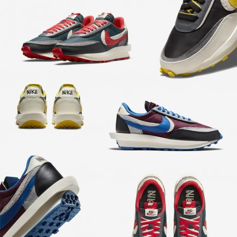 sacai x Undercover x Nike LDWaffle