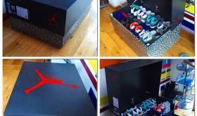 Big Box pour ranger vos sneakers