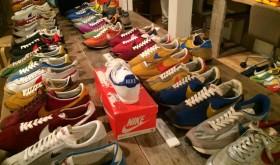 Meeting Nike Vintage à Tokyo