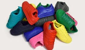 adidas Originals x Pharrell Williams – Supercolor