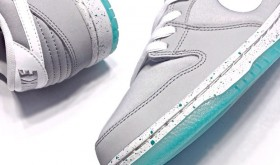 Nike SB Dunk Low « Marty Mc Fly » avec son inspiration Air Mag