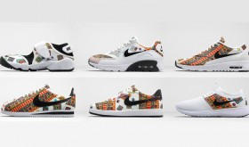 La nouvelle collection Nike x Liberty pour « Summer 2015″