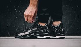 Air Jordan 11Lab4 Black – Nouvelles images